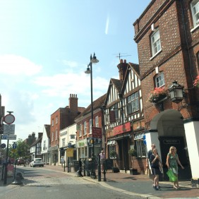 Godalming High Street