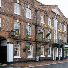 The Kings Arms & Royal Hotel, High Street, Godalming
