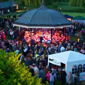 Bandstand - Queens Diamond Jubilee - June 2012