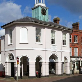 The Pepperpot, Godalming