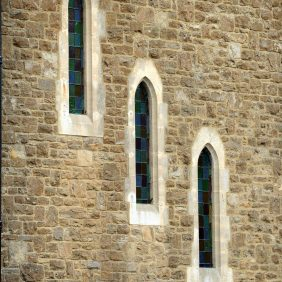 Old Church Windows Photo courtesy of Darren Pepe 2016