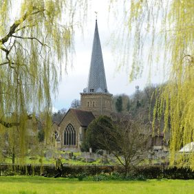 Ss Peter & Paul Parish Church, Godalming Photo courtesy of Darren Pepe 2016
