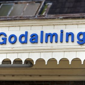 Godalming Station Photo courtesy of Darren Pepe 2016