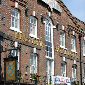 The Kings Arms & Royal Hotel, Godalming