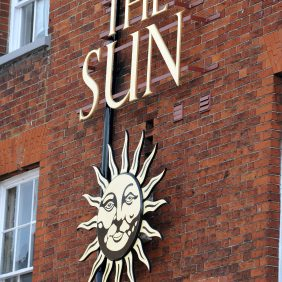 The Sun Public House, Bridge Street, Godalming