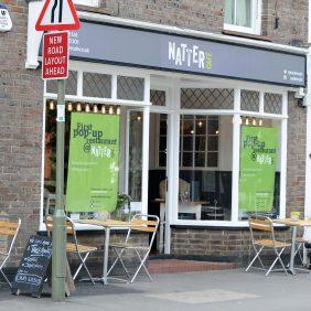 Natter Cafe, Farncombe Photo courtesy of Darren Pepe 2016