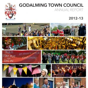 Click here to open a pdf version of GTC's Annual Report 2012-13