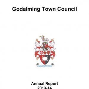 Click here to open a pdf version of GTC's Annual Report 2013-14