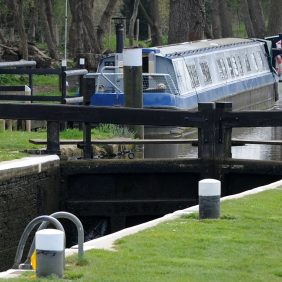 Banner Lock & Narrowboats DP488a