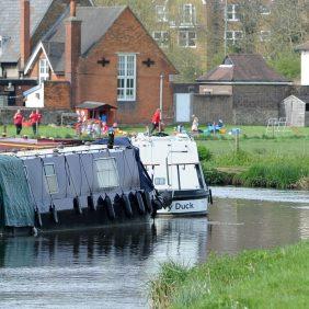 Banner Narrowboats DP416a