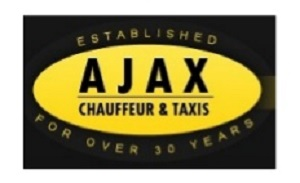 Ajax Chauffeur & Taxis - Established for over 30 Years