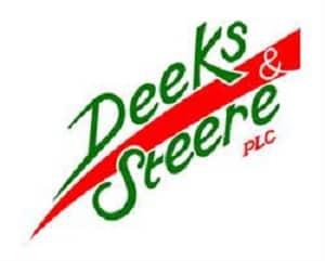 Deeks & Steere PLC
