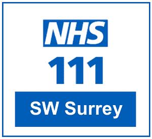 NHS SW Surrey - 111