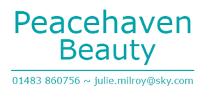 Logo - Peacehaven Beauty - Square