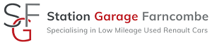 Station Garage - specialising in low mileage used Renault cars