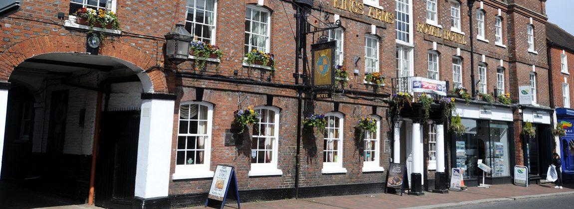 Kings Arms & Royal Hotel, Godalming