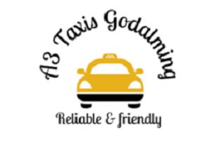 Logo - A3 Taxis