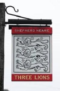 The Three Lions - Shepherd Neame