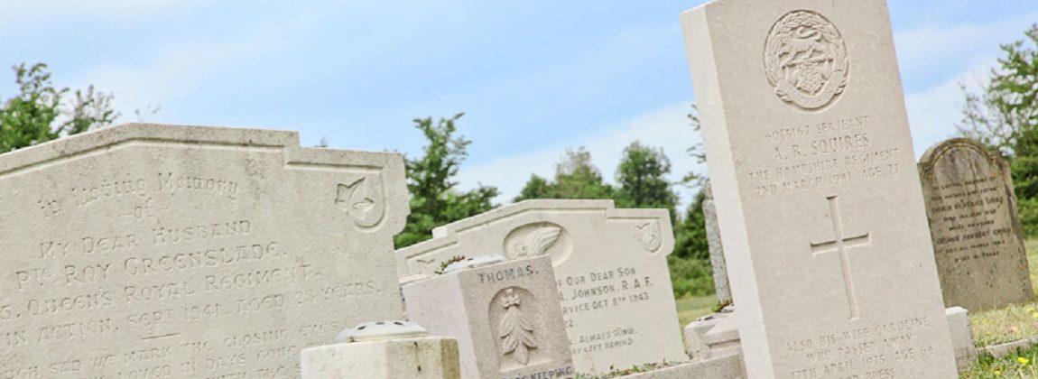 Banner - Commonwealth War Grave