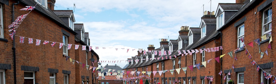 Jubilee Weekend - Bunting