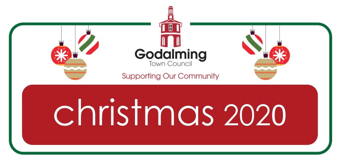 Godalming Town Council - Supporting our Community - Christmas 2020