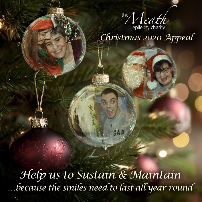The Meath Epilepsy Charity - Christmas 2020 Appeal