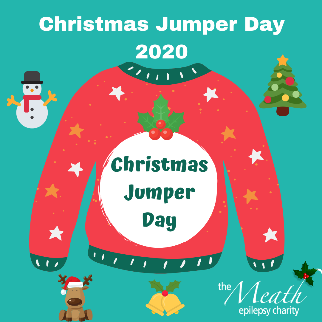 Christmas Jumper Day 2020 - The Meath, Godalming