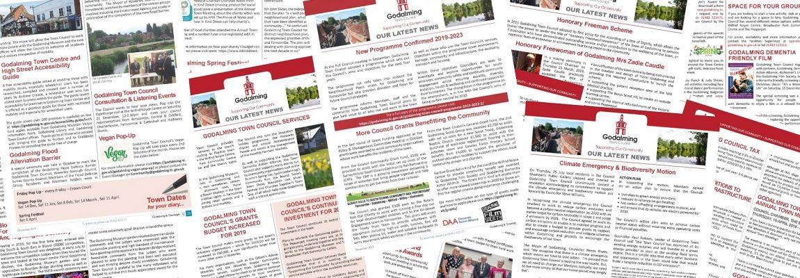 Banner - Artwork - Newsletters #2