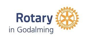 Logo - Rotary in Godalming
